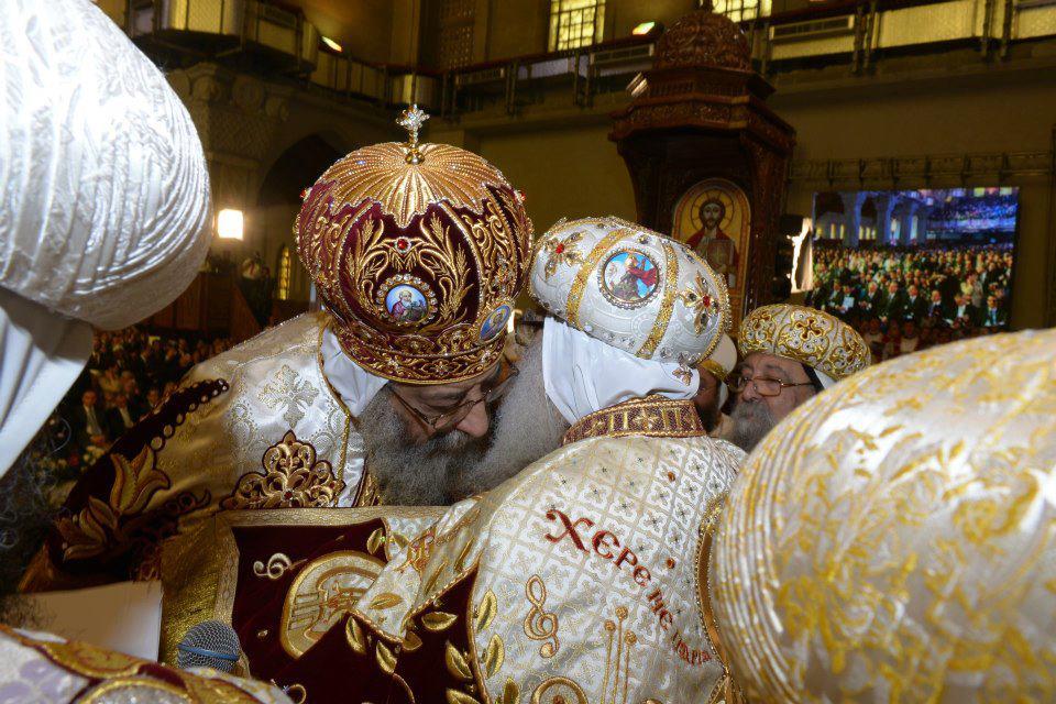 البوم قداس تنصيب قداسة البابا